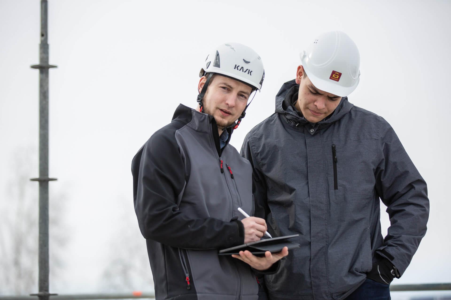 Bauarbeiter Gemeinhardt Service GmbH