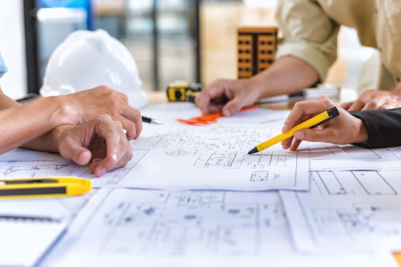 Unsere Kunden sind am Bau